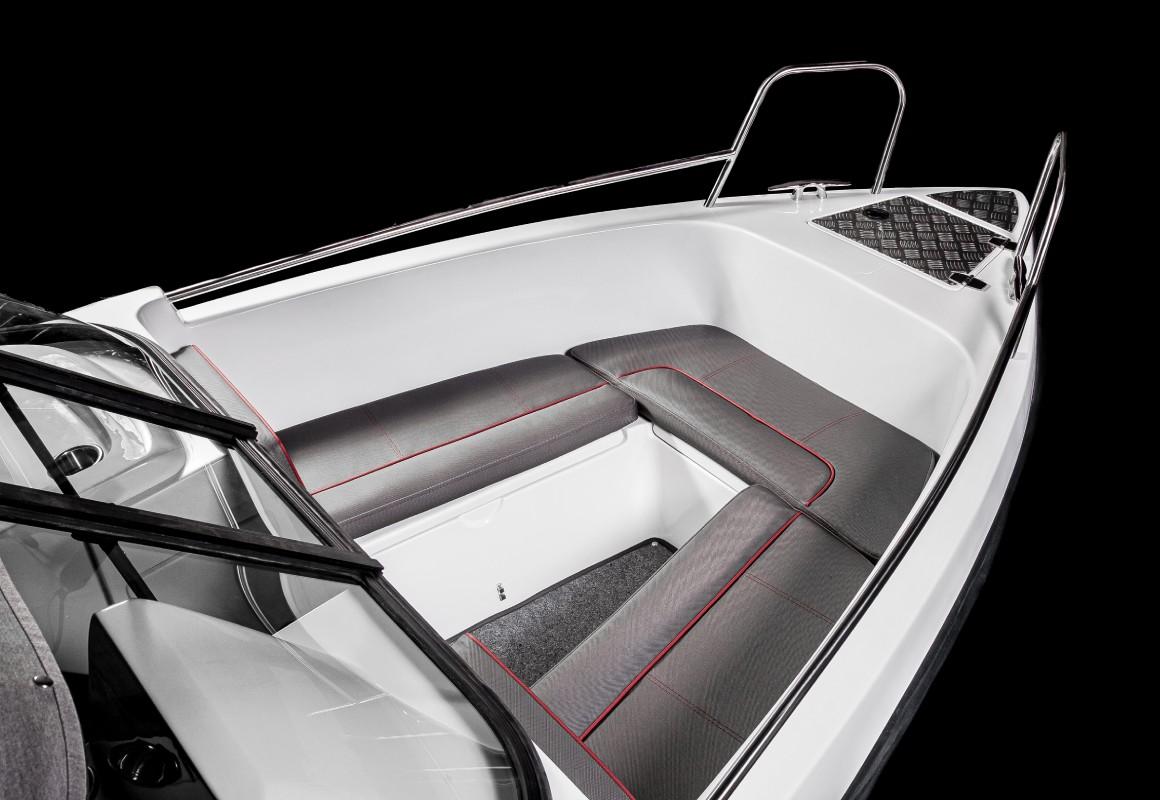 палуба из стеклопластика виктори 470