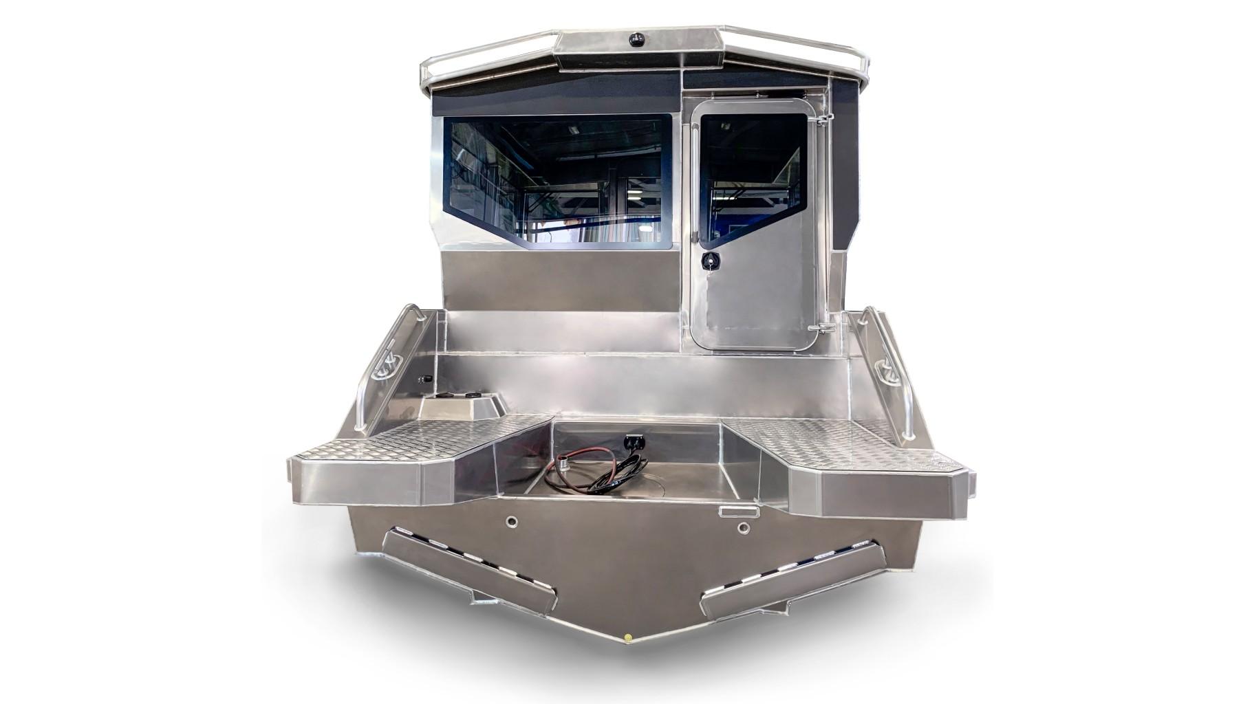 Aluminum Boat Victory W10 Landing Craft