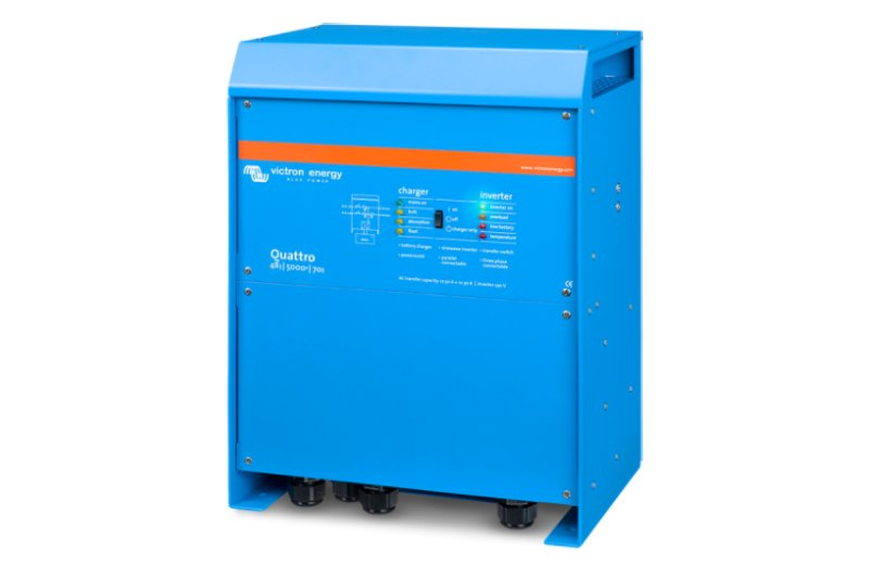 Shore Power System (Inverter Charger)