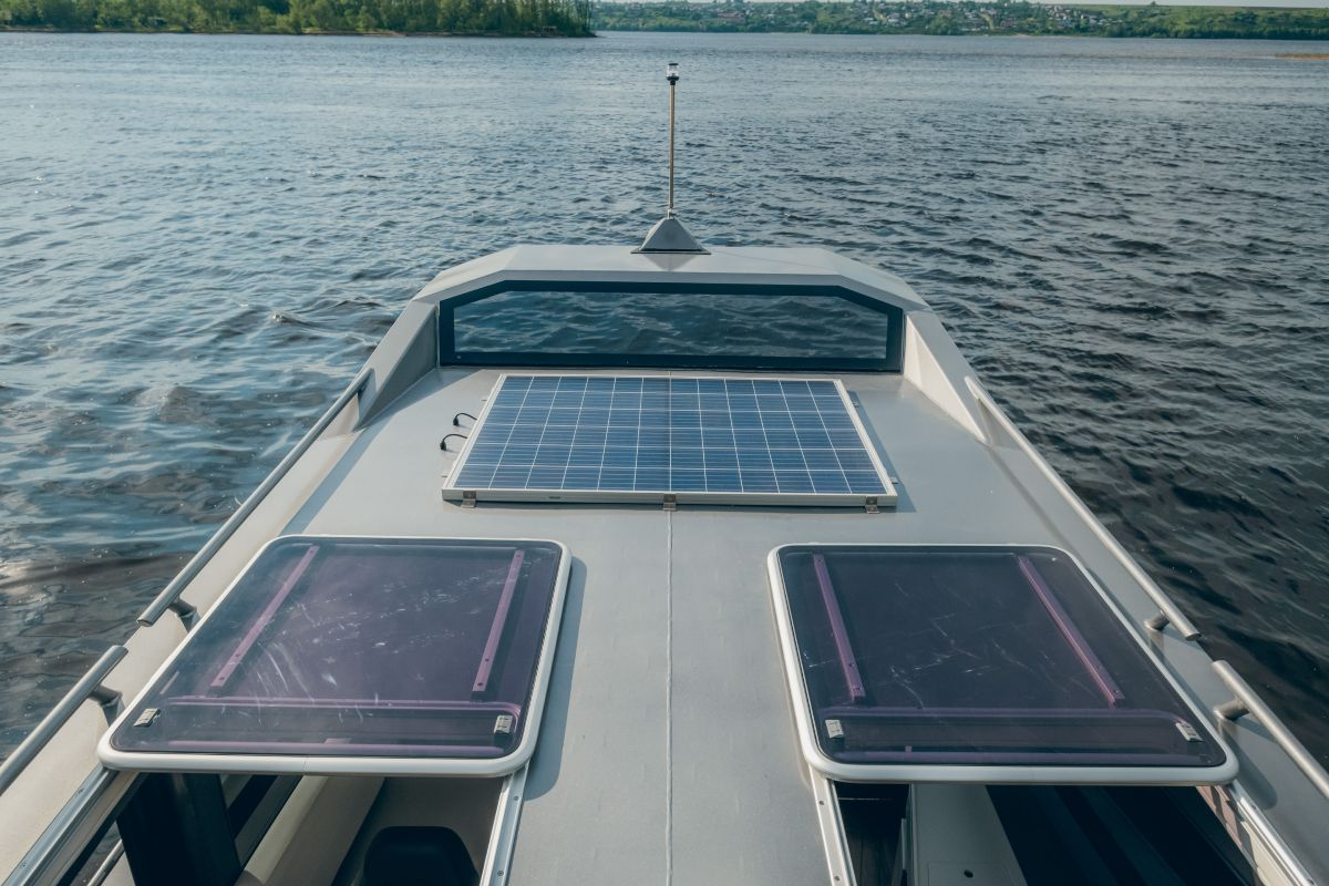 Solar panel recharging system